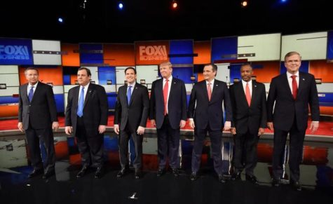 Road to the White House: January 2016 Republican Debate