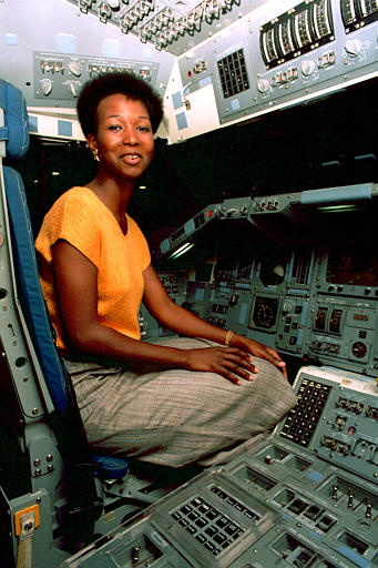 The Broadcaster : Mae Carol Jemison: Stanford at 16 to First Black ...
