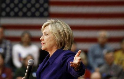 2016 Presidential Candidate: Hillary Clinton