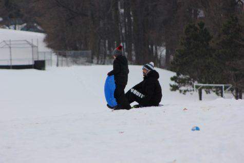 Photo Essay: Winter Storm Jonas Impacts Hershey