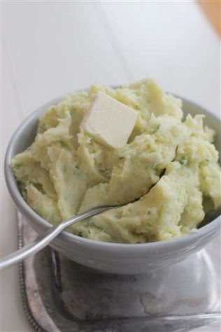 HHS Community Shares Traditional Irish Recipes