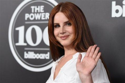 Lana Del Rey attends the 2016 Billboard Power 100 Celebration at Bouchon Beverly Hills on Feb. 12, 2016 in Beverly Hills. (Photo by Jordan Strauss/Invision/AP)