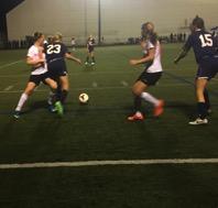 HHS Girls soccer defeats Palmyra 3-1