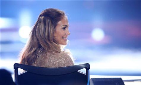 Jennifer Lopez appears at the