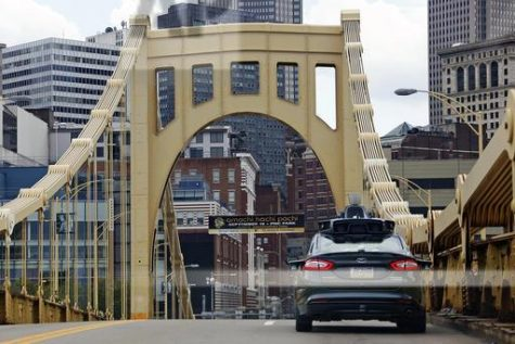 Self Driving Cars Hit Road in Pittsburgh