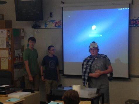 Superhero Club brings trivia, games, and debates to HHS