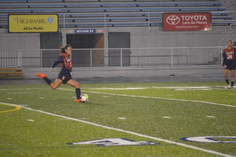 Hershey Girls Soccer falls to Fleetwood at District semi-finals