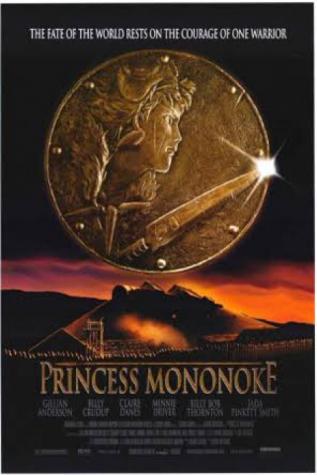 Princess Mononoke 20th Year Anniversary Review