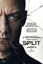 Review of M. Night Shyamalan's latest horror flick, Split