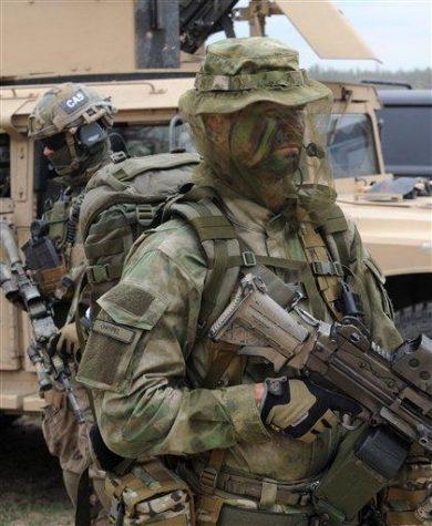 Polish Military Teaches Women Free Self Defense