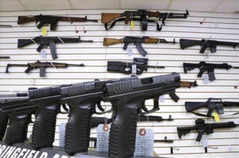 AK 47s Under Second Amendment