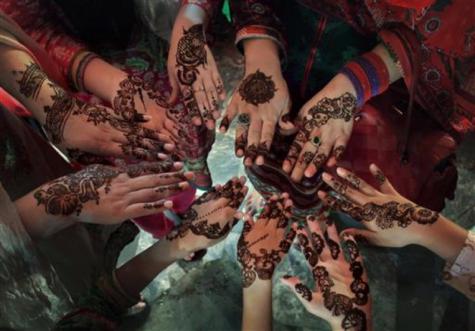 Muslims Celebrate Ramadan and Eid