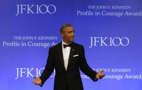 Obama Celebrates 56th Birthday