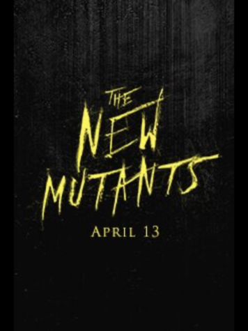 Poster for The New Mutants. Heroes like Cannonball and Wolfsbane will make their cinematic debuts in this film. (20th Century FOX)