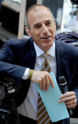 Matt Lauer fired from NBC after alleged sexual misconduct violations