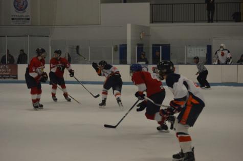 Hershey Hockey Ties West Shore