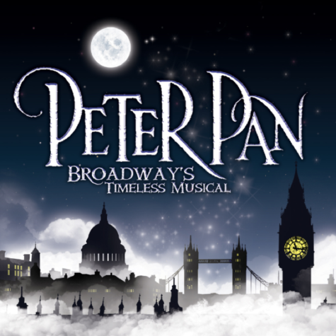 Above is a poster for the PeterPan musical that came out 1954. The original book by J.M. Barrie was published first in 1904.  (Photo Courtesy of Stage Agent)
