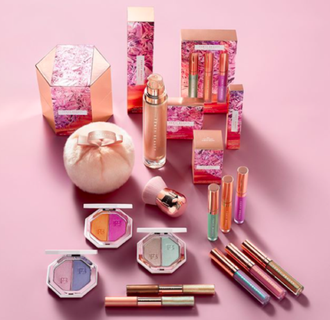 Fenty Beauty Releases Summer Collection