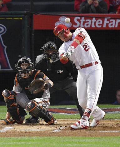 Mike Trout is one of baseball's most underrated players