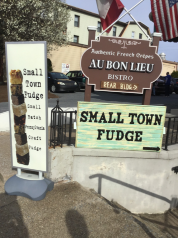 Small Town Fudge still going strong in downtown Hershey