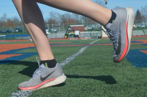 Nike's Zoom Vaporfly 4% shoe  improves running performance