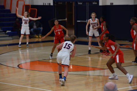 HHS Girls Basketball Defeated By Susquehanna