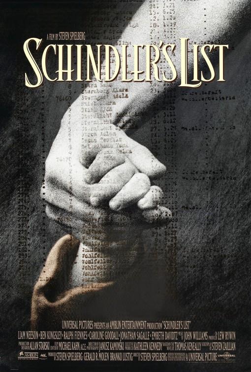 Cinema Club: Schindler's List 25th Anniversary