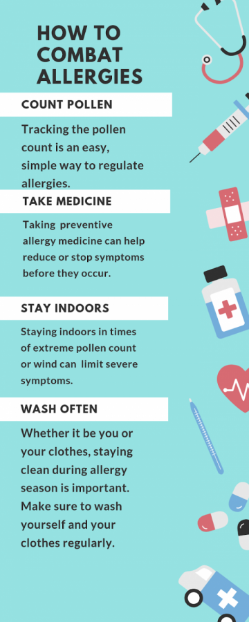 Five Ways to Ease Allergies This Spring