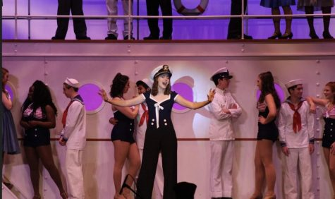 "HHS Theater Production Anything Goes Nominated for ""Outstanding Musical"""