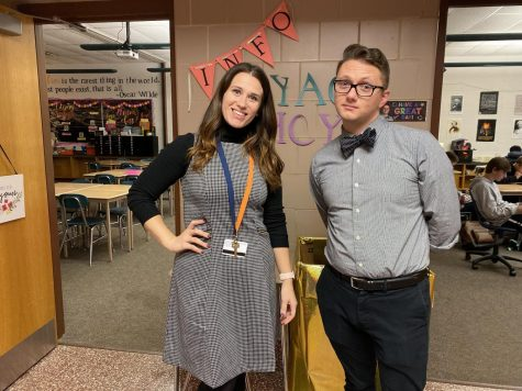 Behind the Fashion Choices of Hershey High School Teachers