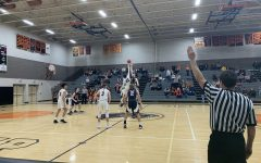Hershey Boys Basketball Win Late Against East Pennsboro