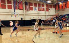Girls Varsity Basketball Falls Short Against Lower Dauphin