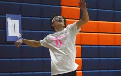 HHS Volleyball Tournament fundraises for a cause