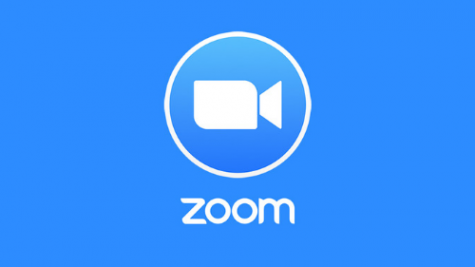 Pictured is the Zoom app logo. Zoom has skyrocketed in use from 10 million daily users to over 200 million worldwide in March 2020 according to the company.  (Zoom)