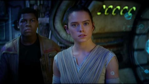 Daisy Ridley and John Boyega star in Star Wars: The Force Awakens.  Each actor had only been in a handful of television and film projects prior to this film. (Lucasfilm)