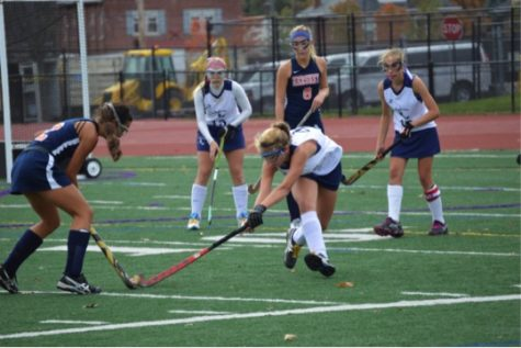HHS Field Hockey Team Continues to Produce Collegiate Athletes