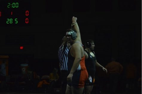 Hershey High Wrestling team gets sweet victory against East Pennsboro