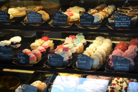 Baked goods from Desserts Etc. are a simple way to any girl's heart.
