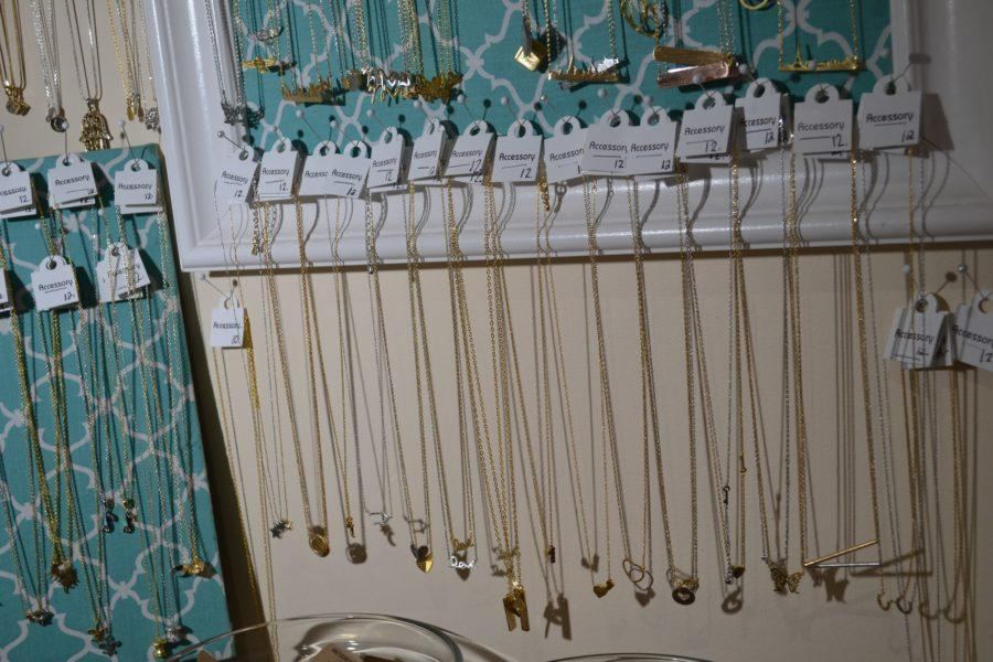 A+simple+necklace+from+Knock+Knock+Boutique+is+ideal+for+girls+in+a+committed+relationship.+These+are+available+for+%2412+each.