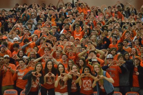 Gallery: Hershey vs LD Faculty Basketball Game