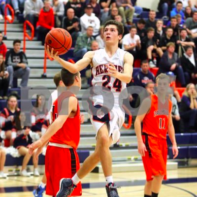 Freshman, Luke Hedrick, impressed his team in his first year of varsity basketball, passing the 100 point mark this season. Hedrick dropped a season high 16 points on January 22nd at home vs. Cedar Cliff.