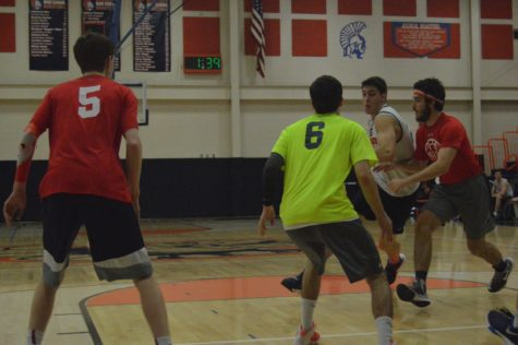 Varsity Basketball Players Dominate Rec All-Stars in Charity Game