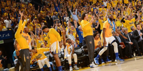 NBA's Warriors Shoot Their Way Into History Books