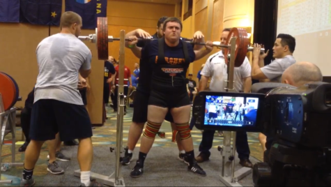 HHS Powerlifter David Still Becomes Two Time National Champ