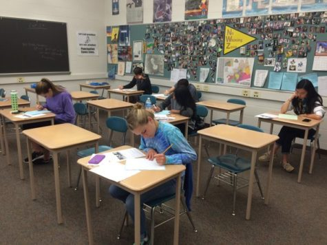 Students Express Thanks to U.S. Service Members with Operation Gratitude