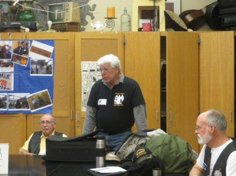 Local Veterans Share Their Stories with HHS