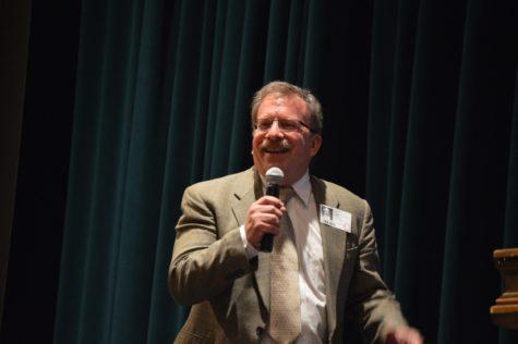 Guest Speaker shows true passion
