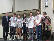 HHS Students Break Records at USA Memory Championship