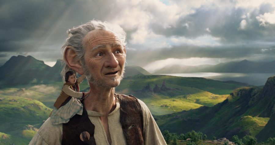 Shot from a scene during the recently released Disney movie, The BFG. (Disney 2016)