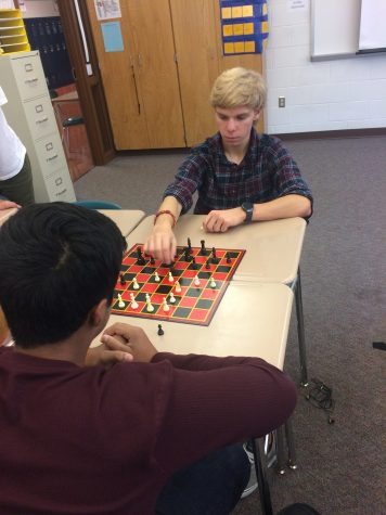Chess Club Community Day